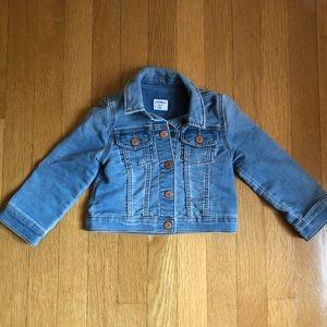 Classic jean jacket girls 2